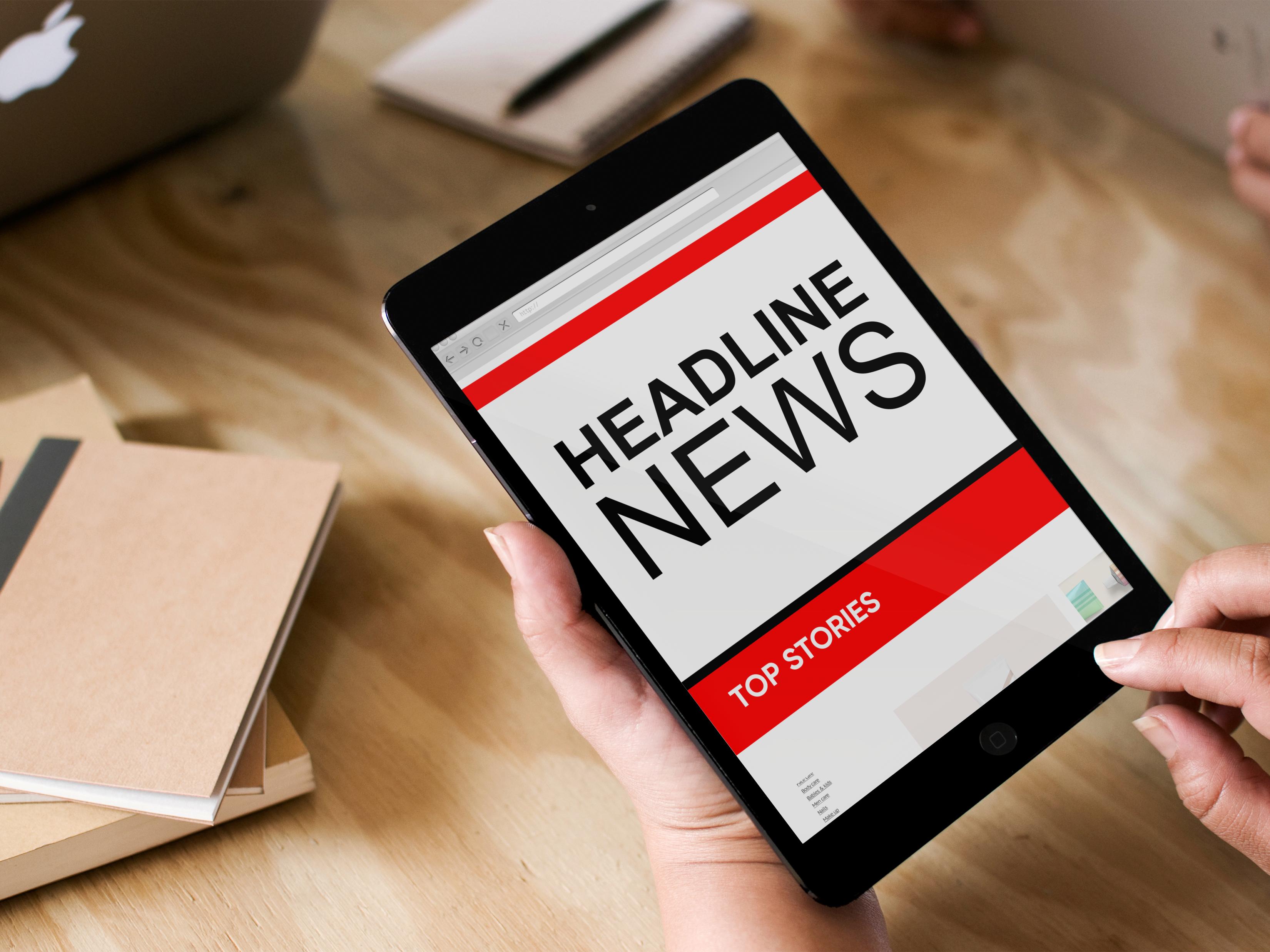 Tealwood Update: GDP and GME Headlines